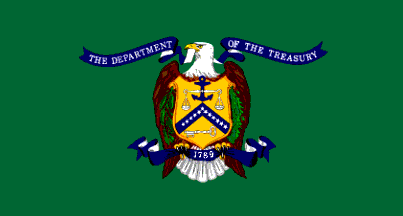 Treasury Flag