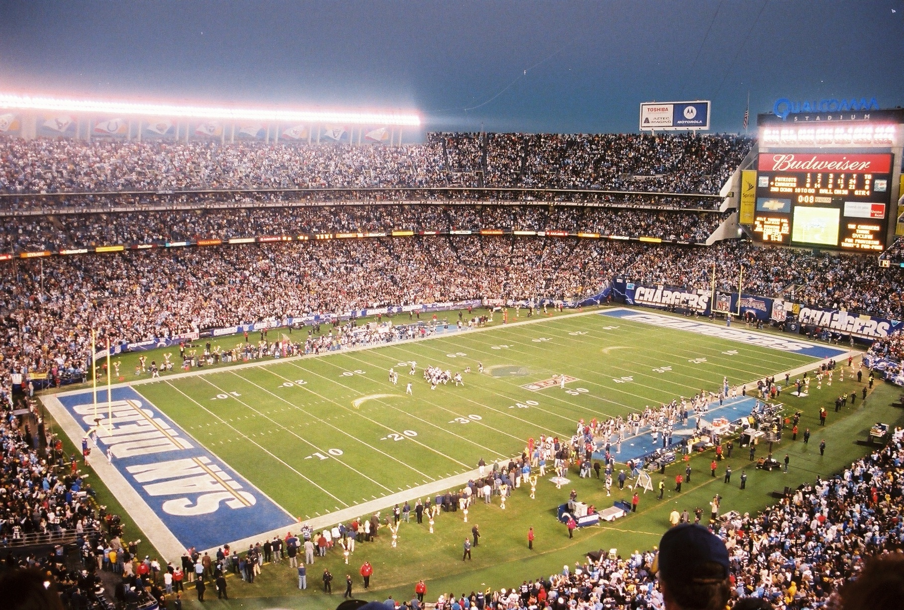 Chargers Stadium