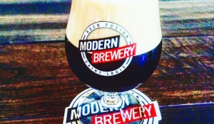 An Interview with Ronnie Fink, Brewmaster at Modern Brewery