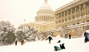 "Congress Says ""Bah Humbug"" To Future Generations Every Day The Debt Grows"