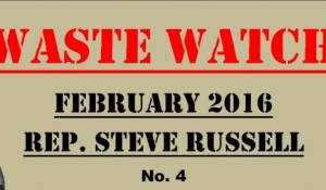 Billions of Government Waste Documented in New 'Waste Watch' Report