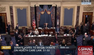 The Motion to Proceed…to What? A Senate Healthcare Explainer