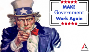 Make Government Work Again