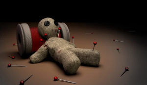 "Spouses Stab Voodoo Dolls When ""Hangry"" Study Reveals"