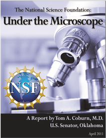 NSF report cover