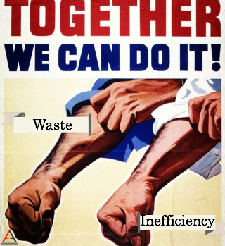 Together, We Can Do It